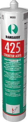 1320302_Ramsauer-425-Struktur-1K-Acryl-Dichtstoff-310ml-Kartusche
